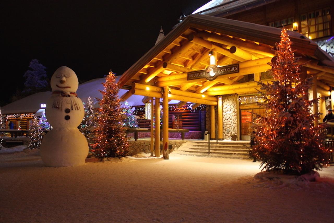 La magia del Natale vissuta in Lapponia