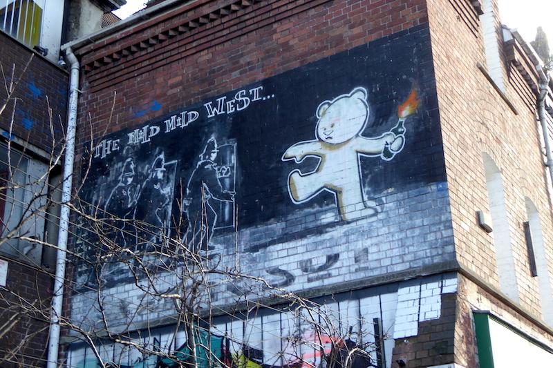 Il mistero di Banksy