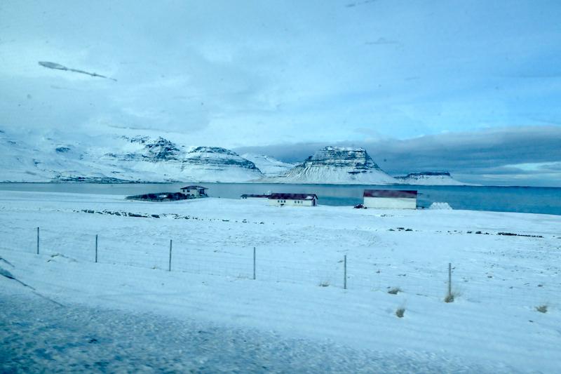 I ghiacci d'Islanda