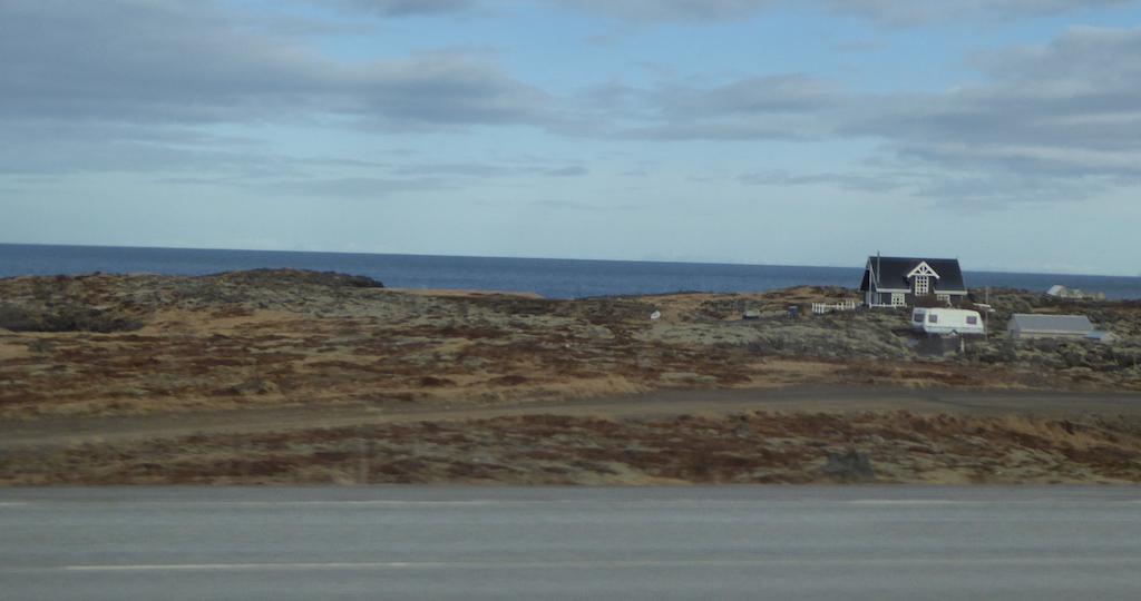 La costa sud islandese