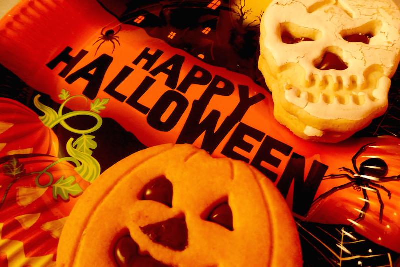 I dolci di Halloween